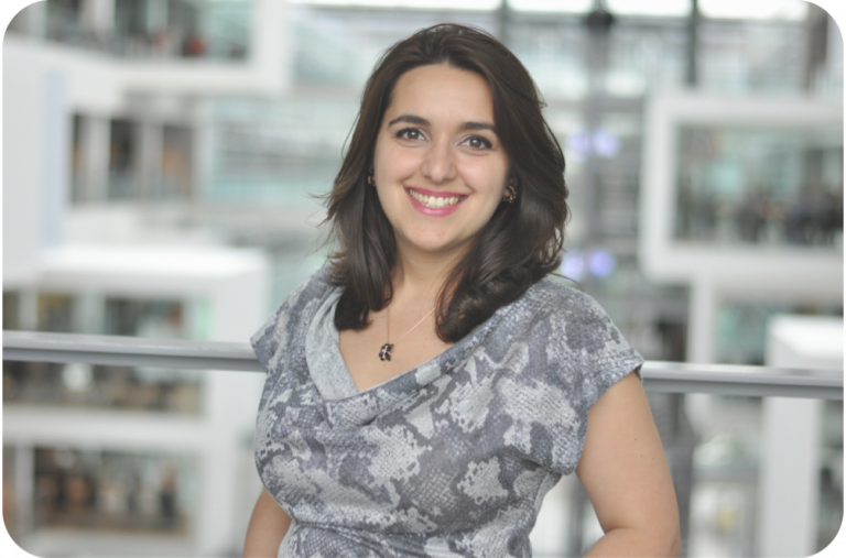 Raluca Stana Ph.D. Fellow and Project Manager
